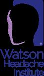 watson headache institute logo